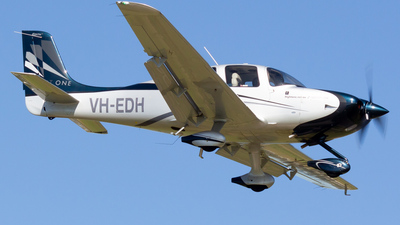 VH-EDH - Cirrus SR22-GTS G5 Platinum - Flight One