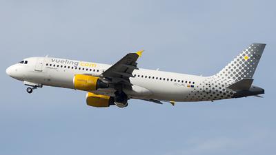 EC-JTR - Airbus A320-214 - Vueling