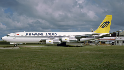 TC-GHB - Boeing 707-324C - Golden Horn Aviation