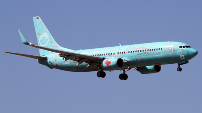 D-ASXQ - Boeing 737-8FH - SunExpress Germany