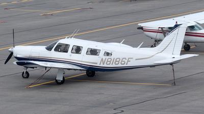 A picture of N8186F - Piper PA32R300 - [32R7780088] - © Felipe Garcia