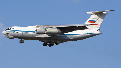 RA-76577 - Ilyushin IL-76MD - Russia - Air Force
