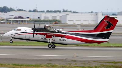 N886EA - Bombardier Dash 8-106 - Ravn Alaska