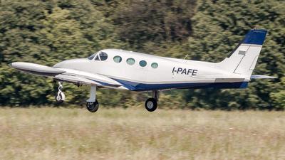 I-PAFE - Cessna 340A - Private