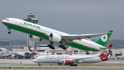 B-16718 - Boeing 777-35EER - Eva Air