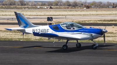 N124BF - Czech Sport Aircraft PS-28 Cruiser - Private