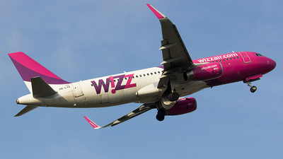 A picture of HALYK - Airbus A320232 - Wizz Air - © Mihai Cioponea