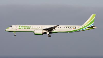 A picture of ECNFA - Embraer E195E2 - Binter Canarias - © RobertLN