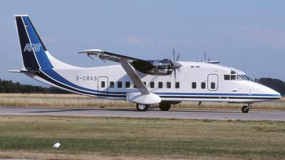 D-CRAS - Short 360-300 - RAS - Rheinland Air Service
