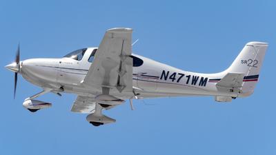 N471WM - Cirrus SR22 - Private