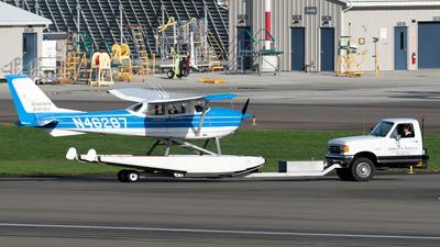 N46287 - Cessna 172I Skyhawk - Private