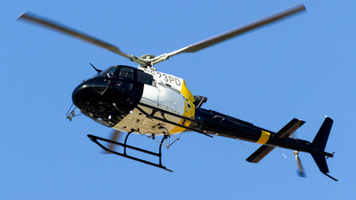 N623PD - Eurocopter AS 350B3 Ecureuil - Private