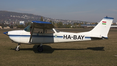 HA-BAY - Reims-Cessna F172H Skyhawk - Private
