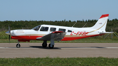C-FFRE - Piper PA-32R-301T Turbo Saratoga SP - Private