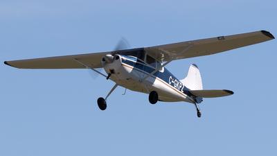 C-GKPZ - Cessna 170B - Private