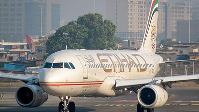 A picture of A6EIT - Airbus A320232 - Etihad Airways - © Sanskar nawani