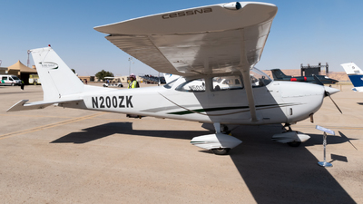 N200ZK - Cessna 172H Skyhawk - Euroflight International
