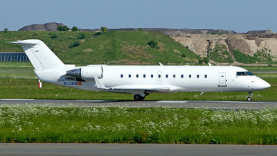 EC-JEN - Bombardier CRJ-200ER - Cimber Air