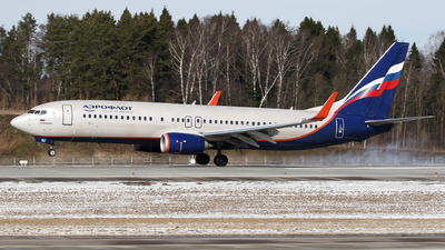 A picture of VPBCD - Boeing 7378LJ - Aeroflot - © ShipSash