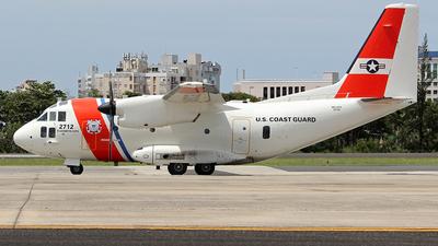 2712 - Alenia C-27J Spartan - United States - US Coast Guard (USCG)