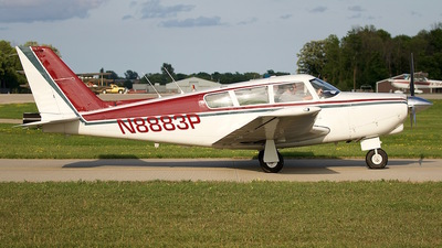 N8883P - Piper PA-24-260 Comanche - Private