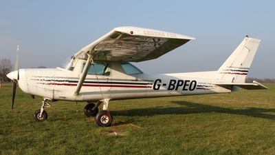 G-BPEO - Cessna 152 - Private
