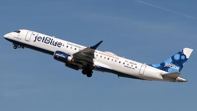 N183JB - Embraer 190-100IGW - jetBlue Airways
