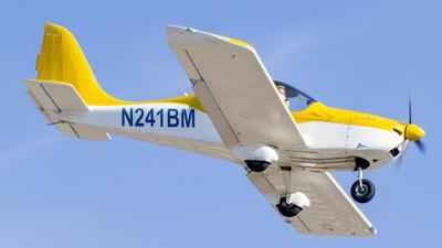 A picture of N241BM - Evektor SportStar Max - [20101313] - © Mangus