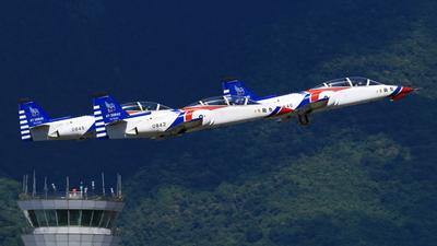 0842 - AIDC AT-3 Tzu Chiang - Taiwan - Air Force