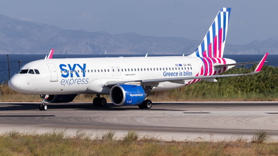 SX-NIG - Airbus A320-251N - Sky Express