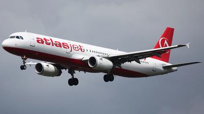 TC-ETF - Airbus A321-231 - AtlasJet
