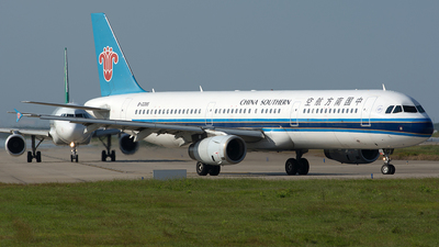 B-2285 - Airbus A321-231 - China Southern Airlines