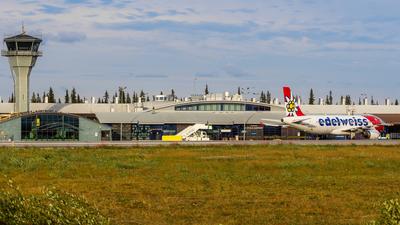 EFKT - Airport - Terminal