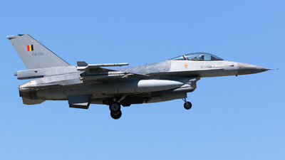 FA-135 - General Dynamics F-16AM Fighting Falcon - Belgium - Air Force