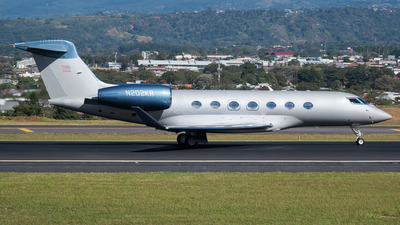 N202KR - Gulfstream G500 - Private