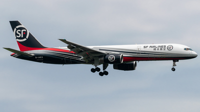 B-1463 - Boeing 757-2Z0(SF) - SF Airlines