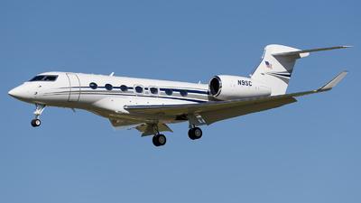 N9SC - Gulfstream G500 - Private