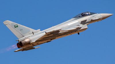 314 - Eurofighter Typhoon EF2000 - Saudi Arabia - Air Force