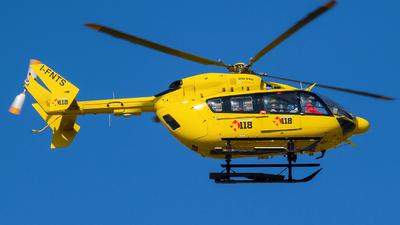 I-FNTS - Eurocopter EC 145 - Babcock Italia