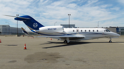 N527NP - Cessna 750 Citation X - Private