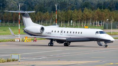 F-HFKD - Embraer ERJ-135BJ Legacy - VallJet