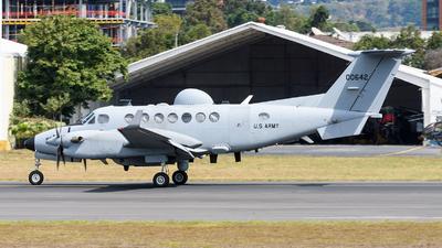 09-00642 - Beechcraft MC-12W Huron - United States - US Army