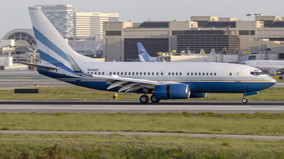 N108MS - Boeing 737-7BC(BBJ) - Las Vegas Sands Corporation