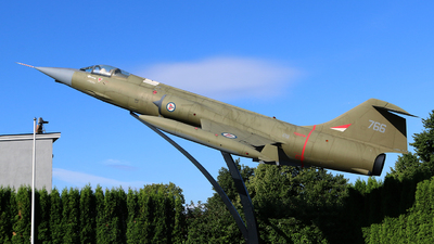 766 - Lockheed CF-104 Starfighter - Norway - Air Force
