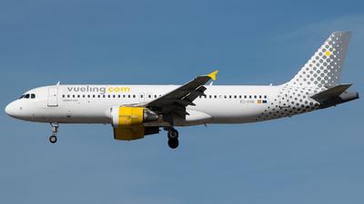 EC-KHN - Airbus A320-216 - Vueling Airlines