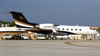 N700PP - Gulfstream G-IV - Private