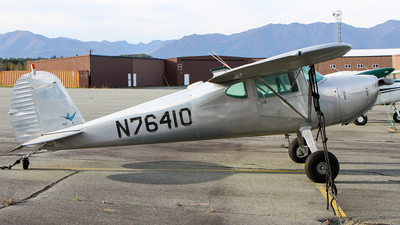 A picture of N76410 - Cessna 140 - [10836] - © C. v. Grinsven