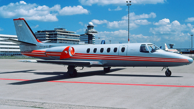 PH-MBX - Cessna 550 Citation II - Martinair
