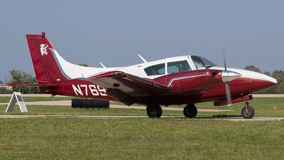 N7697Y - Piper PA-30-160 Twin Comanche - Private