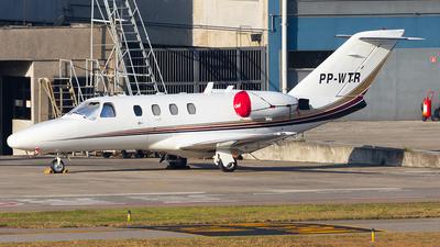 A picture of PPWTR - Cessna 525 CitationJet CJ1 - [5250364] - © Lucas Gabardo